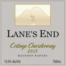 Cottage Chardonnay 2015 Released September 2015