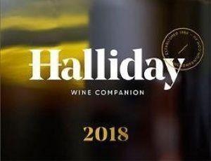 James Halliday's Wine Companion 2018 has been released.
