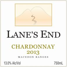 Chardonnay 2013 Released April 2015