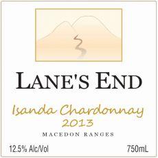 Isanda Chardonnay 2013 Released September 2014