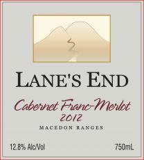  Cabernet Franc-Merlot 2012